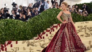 Blake Lively's Met Gala Outfit Had a Secret Message for Ryan Reynolds on it