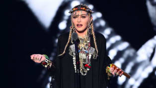 WATCH: Madonna Blasted for 'Peak White Feminism' During Tribute to Aretha Franklin