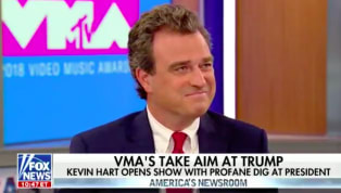 WATCH: Fox News Guest Tries to Say Trump Calling Women 'Dogs' Is a Compliment