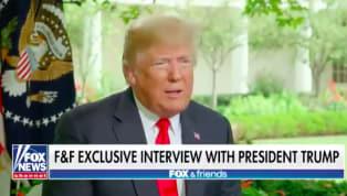 WATCH: Trump Says 'Flipping' on Former Associates Is 'Not Fair'