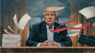 These 3 Time Magazine Covers Perfectly Capture the Increasing Chaos Swirling Around Trump