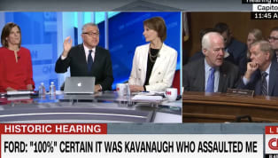 CNN Analyst: GOP Will Confirm Kavanaugh to Stop Gay People From Shopping 'Everywhere They Want'