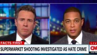 Don Lemon: Stop Demonizing People. Also, White Men Are Biggest Terror Threat.