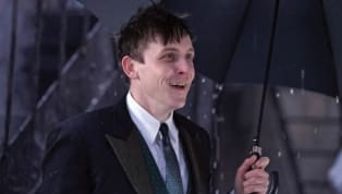With Netflix's You being renewed for a second season and Gotham coming to an end, two of our worlds are about to collide. Robin Lord Taylor, a.k.a. Oswald...