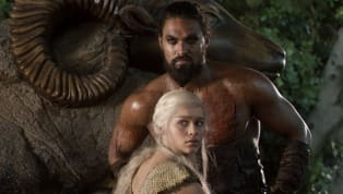 Jason Momoa is Happy Khal Drogo Was Killed Off Early in 'Game of Thrones'