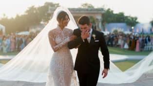 9 Cutest Celebrity Weddings of 2018