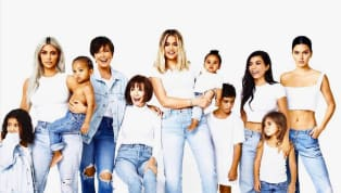 It Looks Like the Kardashian Christmas Card is Happening After All