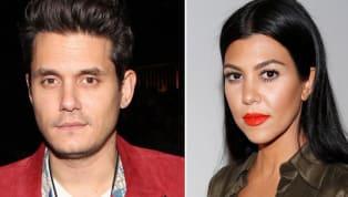 John Mayer Might Be Fully Crushing on Kourtney Kardashian