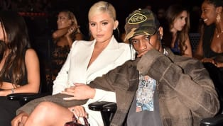 Kylie Jenner Explains What's Going on With Travis Scott and Kanye West's Twitter Feud