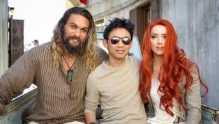 'Aquaman' Director James Wan Wants to Take the Blame if Film Fails