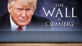 Donald Trump has been attempting to use a Game of Thrones-inspired poster to promote his American-Mexican border wall campaign, but enraged Thrones fans were...