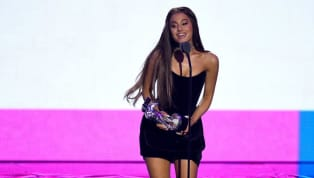 "From the emotionally straining track ""Ghostin"" to the upbeat and relatable ""Make Up,"" Ariana Grande once again gifted fans with a banger of an album in Thank..."
