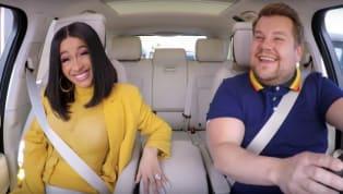 Cardi B fue la invitada de James Corden para participar de una nueva edición del Carpool Karaoke que supo llevar de paseo a grandes artistas como Paul...