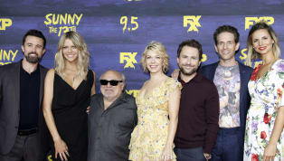 Will our favorite Pennsylvanian people be coming together at Dunder Mifflin? A girl can dream, right? It's Always Sunny in Philadelphia star Rob McElhenney...
