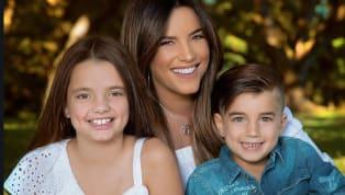 Gaby Espino sorprende a sus fans con una tierna foto junto a su hijo en honor a la navidad