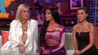 Kim, Khloé, and Kourtney Kardashian truly blessed us this week by appearing on Watch What Happens Live With Andy Cohen, where they answered tons of questions...