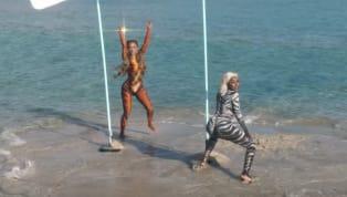 La rapera Cardi B inicia el 2019 con todo, y hace algunas horas estrenó el videoclip Twerk junto a City Girls. En el metraje de casi 4 minutos, se puede...