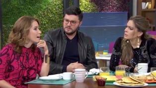 Galilea Montijo no deja de causar controversia con lo que dice o hace, y el drama que se vive matutinamente en el programa Hoy, es debido a que supuestamente...