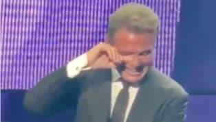 """Luis Miguel continúa recorriendo Latinoamérica con su gira """"México por siempre""""; y en su presentación en Perú fue noticia por un momento muy especial que..."""