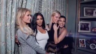 Un reencuentro que vale millones y dispara miles de likes en las redes sociales: Kim Kardashian y Paris Hilton volvieron a divertirse como en las viejas...