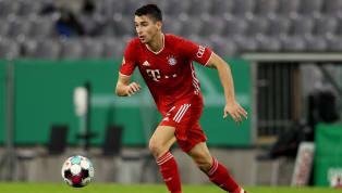 Er soll lernen und sich weiterentwickeln, sagte Sportvorstand Hasan Salihamidzic über Marc Roca. Spielen darf der Mittelfeld-Neuzugang des FC Bayern aber noch...
