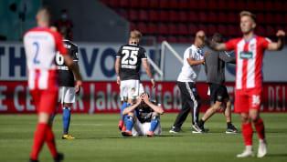 Der 33. Spieltag in der 2. Bundesliga ist absolviert. Dynamo Dresden steht als erster Absteiger fest, der VfB Stuttgart ballert sich mit einem Schützenfest...