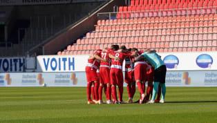 Heidenheim 4 Wechsel gegenüber letztem Spiel: Unsere Aufstellung für die drei Punkte heute Abend ? @fwk_1907! ? Wie immer gibt's die Partie nachher live im...