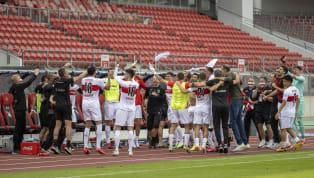 VfB Stuttgart Unser Partner Kärcher präsentiert die Aufstellung für das Saisonfinale gegen Darmstadt: 1 Kobel – 3 Endo, 14 Wamangituka, 15 Stenzel, 16...