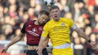Arminia Bielefeld So starten wir in unser Heimspiel gegen den @1_fc_nuernberg! Fabian Kunze kommt für Manuel Prietl in die Startelf, ansonsten ist es dieselbe...