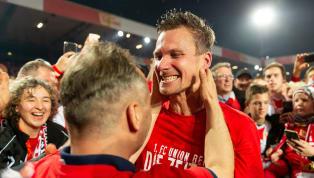 Zum letzten Mal in dieser Saison trafen sich die Fußballer des 1. FC Union Berlin am heutigen Sonntag. Dabei wurden acht Spieler mit auslaufenden Verträgen im...