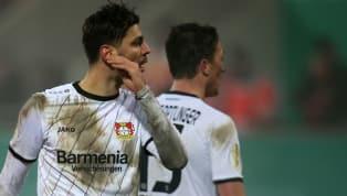 Bayer Leverkusenist am Dienstagabend überraschend beim Zweitligisten1. FC Heidenheimaus dem DFB-Pokal ausgeschieden. Die Reservisten, die von Peter Bosz...