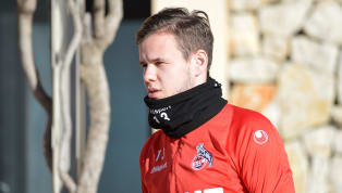 Louis Schaub trainiert wieder mit der Mannschaft. Der Mittelfeldspieler des 1. FC Köln musste einen Monat wegen eines Knochenmarködems pausieren. Die ersten...
