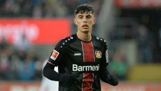 ​​Liverpool are reportedly set to break their transfer record and spend £125million on Bayer Leverkusen star Kai Havertz, according to reports in Spain....