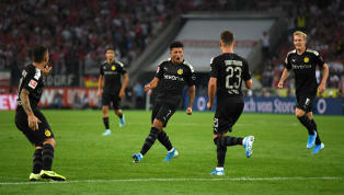 Jadon Sancho broke a 52-year record in the German top-flight thanks to his stunning goal against FCKöln on Friday, becoming the youngest player to ever...