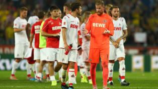 Mehr als eine Stunde lang schien es so, als könnte der1. FC Kölnam Freitagabenddem großen Favoriten ausDortmundden Schneid abkaufen. Doch in den...
