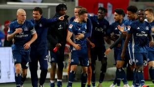 Hamburger SV Das ist unsere Startelf für #HSVAUE: #Pollersbeck, #Lacroix, #vanDrongelen, #Douglas, #Narey, #Janjicic, #Jatta, #Wintzheimer, #Sakai,...