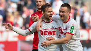 1.FC Heidenheim 1846  1.FC Köln 📝Mit Anthony #Modeste anstelle von Simon #Terodde geht der #effzeh in das Auswärtsspiel beim @FCH1846. Ansonsten vertraut...