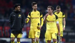 Borussia Dortmund musste am Montagabend den nächsten Rückschlag verkraften. Beim Tabellenletzten in Nürnberg kamen die Schwarz-Gelben nicht über ein...