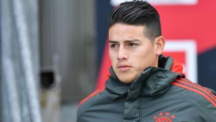 James Rodriguez sẽ không gia nhập bất kỳ đội bóng nào ở Ngoại hạng Anh và thay vào đó sẽ chuyển hướng sang Serie A trong kì chuyển nhượng Hè 2019. Xem thêm...