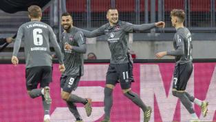 1.FC Nürnberg  Die Aufstellung für #FCNSVS... Margreitter fällt leider mit Rückenproblemen aus, dafür beginnt Sörensen.#fcn pic.twitter.com/6wtSJ7MjDu — 1....