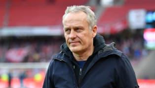Christian Streich verlängerte bereits vor eineinhalb Jahren seinen Vertrag beimSC Freiburg. Das neue Arbeitspapier läuft aber offenbar im kommenden Sommer...