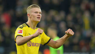 Erling Braut Haaland's incredible start to life at Borussia Dortmund has been rewarded, with the new signing winning Bundesliga Player of the Month for...