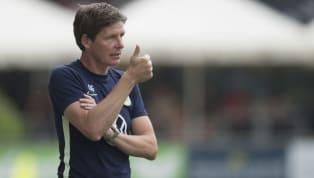 """Mit Vorfreude und """"ein wenig Arena-Luft"""" startet Oliver Glasner am Samstag in die Bundesliga. Der neue Trainer desVfL Wolfsburgerwartet mit dem1. FC..."""