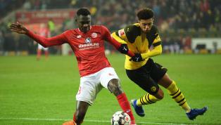 BVB 💛 Unsere Startelf für #BVBM05! pic.twitter.com/3ltZXDk7OY — Borussia Dortmund (@BVB) 13. April 2019 M05 Das ist unser Team für das Auswärtsspiel in...