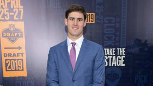 Maybe Daniel Jones and Eli Manning have more in common than we originally thought. It was revealed this morning that Cleveland Browns quarterback Baker...