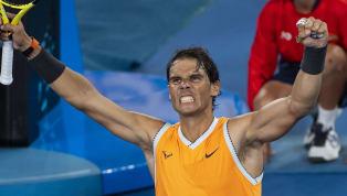 El españolRafael Nadalse ha mostrado sólido durante todo elAustralian Open, y en los cuartos de final superó al joven estadounidense Frances Tiafoe, con...