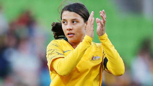 2019 ​Australia forward Sam Kerr further underlined her importance to the Chicago Red Stars after another two goals pushed the team top of the NWSL standings...