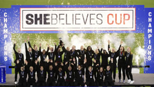 A year or so ago, as the Lionesses left for the USA for the SheBelieves Cup, there was a real sense of purpose about the trip. It felt like a gathering wave...