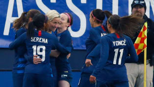 Draw England produced an impressive display to hold world champions USA to a 2-2 draw in their second group stage match of the SheBelieves Cup ​at Nashville's...