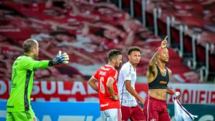 Por conta do falecimento de Diego Maradona, o jogo entre Internacional e Boca Juniors, pela primeira partida das oitavas de final da Libertadores, teve de ser...